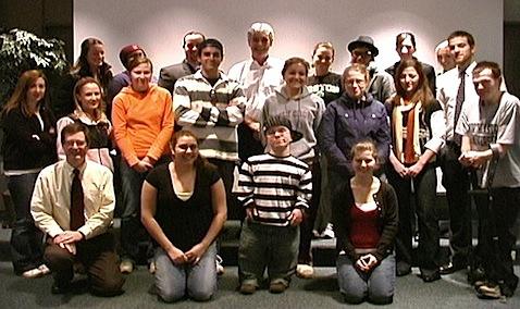 Dan Kennedy's Northeastern University class